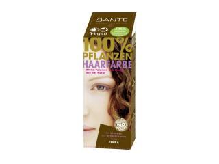 Купить Био-краска-порошок для волос Sante растительная Лесной орех/Nut Brown 100 г