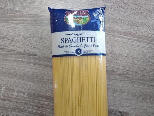Купить Макароны Tre Mulini Spaghetti спагетти