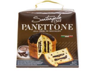 Купить Панеттоне Santangelo шоколадный крем