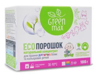 Купить Детский ЭКО порошок Green Max