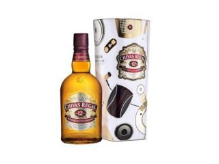 Купить Виски Chivas Regal 0.7 л 12 лет выдержки 40% в подарочной упаковке