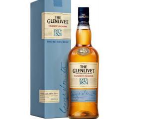 Купить Виски The Glenlivet Founder's Reserve 0.7 л 40% в подарочной упаковке