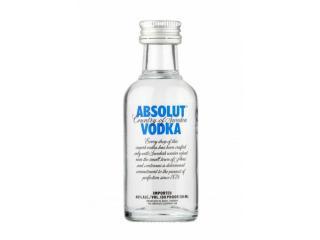 Купить Водка Absolut 0.05 л 40%