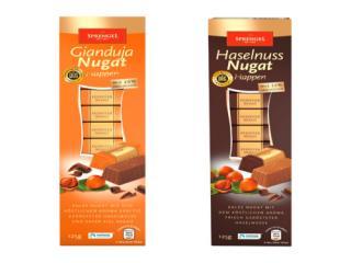 Купить Шоколадные конфетки с нугой кремом внутри в ассортименте
