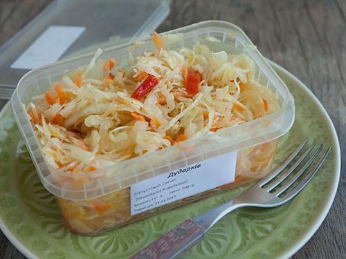 Купить Капустный салат [Rheinland Krautsalat]