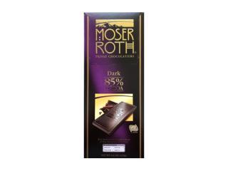 Купить Шоколад черный Moser Roth Edel Bitter 85% cacao