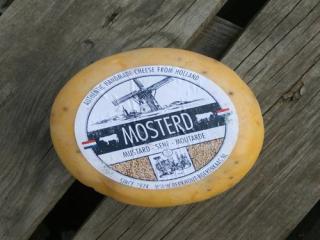 Купить Сыр гауда голландский авторский Berkhout Mosterd