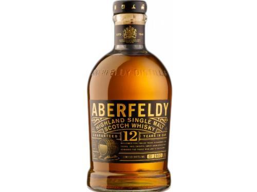 Купить Виски Aberfeldy 12 лет выдержки 0.7 л 40%