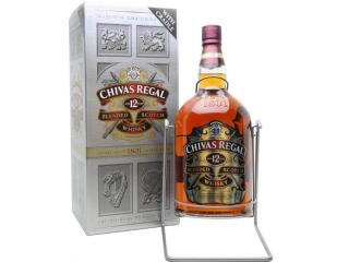 Купить Виски Chivas Regal 4.5 л 12 лет выдержки 40%