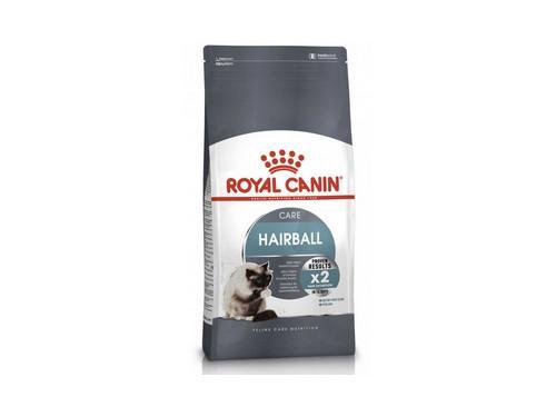 Купить Royal Canin Hairball Care - Сухой корм с птицей для интенсивного выведения комочков шерсти у котов 2,0 кг