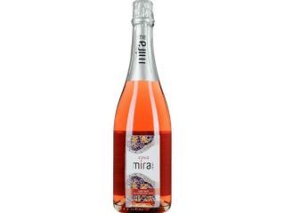 Купить Вино игристое су роз натур CAVA MIRAME BRUT ROSE 0,75