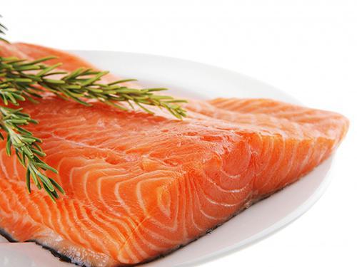 Купить Филе лосося охлажденное