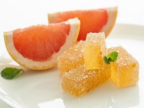 Купить Мармелад цитрусовый с грейпфрутом