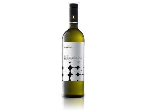 Купить Вино Шабо Классика Совиньон Блан белое сухое 0.75 л 9.5-14%