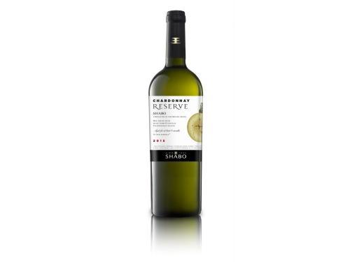 Купить Вино Shabo Reserve Шардоне сухое белое 0.75 л 14%