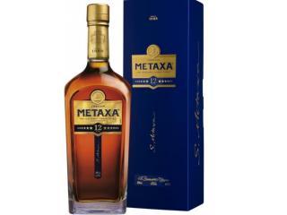 Купить Бренди Metaxa 12 * 0.7 л 40% в подарочной упаковке