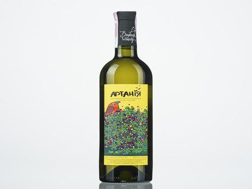 Купить Сухое столовое вино Артания Белая 2017