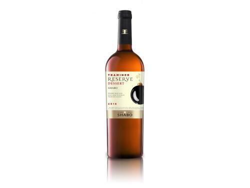 Купить Вино Shabo Reserve Траминер десертное розовое 0.75 л 16%