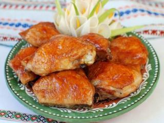 Купить Бедро варено копченое куриное