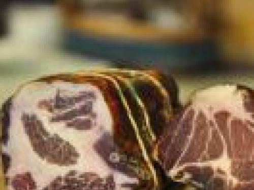 Купить Шокл по хорватски сыровяленый