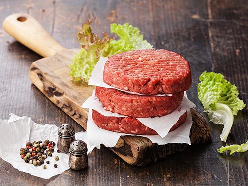 Купить Бургер из говядины