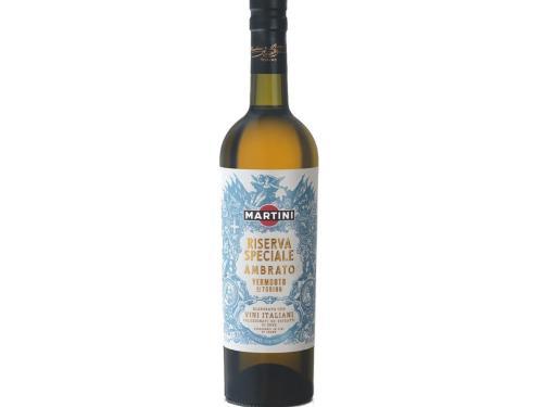 Купить Вермут Martini Riserva Speciale Ambrato 0.75 л 18%
