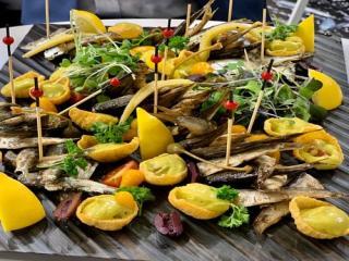 Купить Сардины подкопченые в оливковом масле с кайенским перцем, ТМ Diplomats