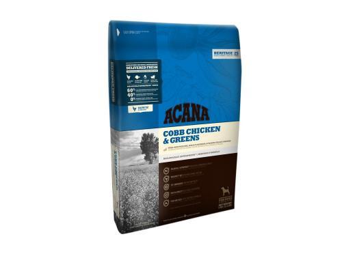Купить Сухой корм для собак ACANA Adult Dog для всех стадий жизни со вкусом курицы 11.4 кг