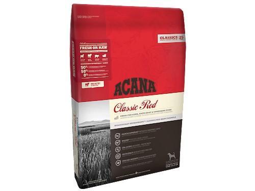 Купить Корм для собак ACANA Classic Red 11.4kg