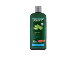 Купить LOGONA БИО-Шампунь Увлажнение и Защита для сухих волос с Алоэ Вера, 250мл