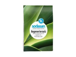 Купить SODASAN Соль регенерированная для посудомоечных машин 2кг