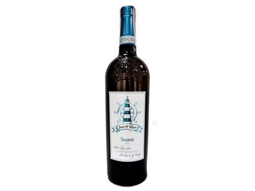 Купить Вино FARO DI MARE SOAVE DOC 2017 года белое сухое 0,75л