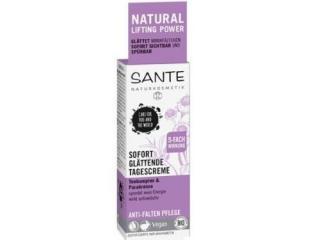 Купить Био-крем дневной разглаживающий Sante 5 в 1 против морщин 30 мл