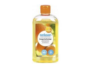 Купить SODASAN Органический концентрат-антижир Orange для удаления стойких загрязнений 0,5 л. (3 мл. = 10 л. воды)