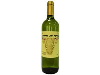 Купить Вино Cuerno del Toro белое полусладкое 0.75 л 10.5%