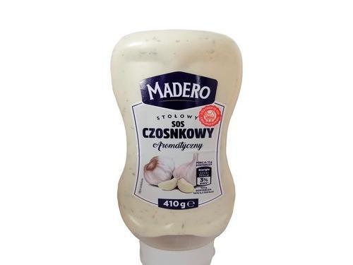 Купить Соус Madero чесночный