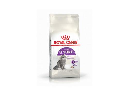 Купить Royal Canin Sensible 33 - Сухой корм с птицей для кошек с чувствительной пищеварительной системой 2,0кг