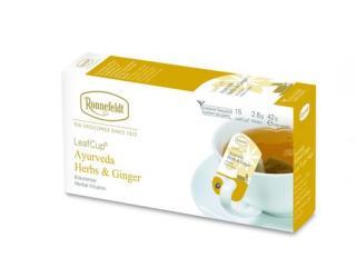 Купить Травяной настой Ayurveda Herbs&Ginger