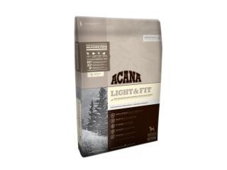 Купить Сухой корм против ожирения для взрослых собак всех пород ACANA Light & Fit 6 кг