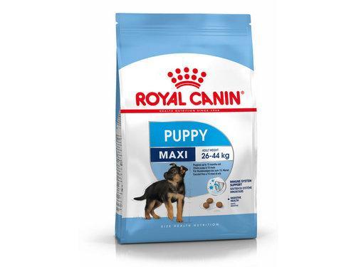 Купить Royal Canin Maxi Puppy - Сухой корм для щенков от 2 до 15 месяцев 4,0 кг