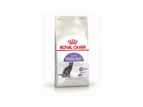 Купить Royal Canin Sterilised - Сухой корм с птицей для котов и кошек после стерилизации 2 кг