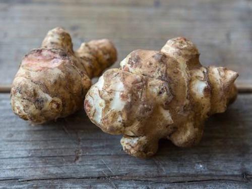 Купить Топинамбур который вырос на своих угодьях Фермер Грина в селе Ивановка