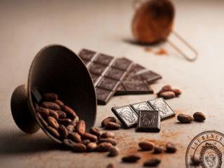Купить Черный шоколад с содержанием какао 85%