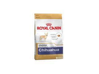 Купить Сухой корм Royal Canin Chihuahua Junior для щенков до 8 месяцев 0.5 кг