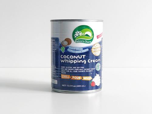 Купить Кокосовые сливки для взбивания Nature's Charm