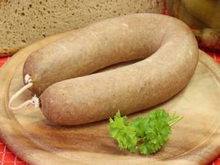 Купить Печеночная колбаса со сливочным маслом