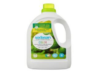 Купить Органическое жидкое средство Color для стирки цветных и черных вещей, со смягчителем воды (от 30°)