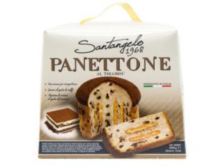 Купить Паннетоне SANTANGELO «Тирамису»
