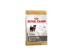 Купить Сухой корм Royal Canin Yorkshire Terrier Junior для щенков до 10 месяцев 0.5 кг