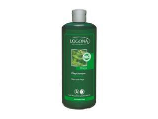 Купить БИО-Шампунь для нормальних волос, для ежедневного использования Крапива LOGONA, 500 мл